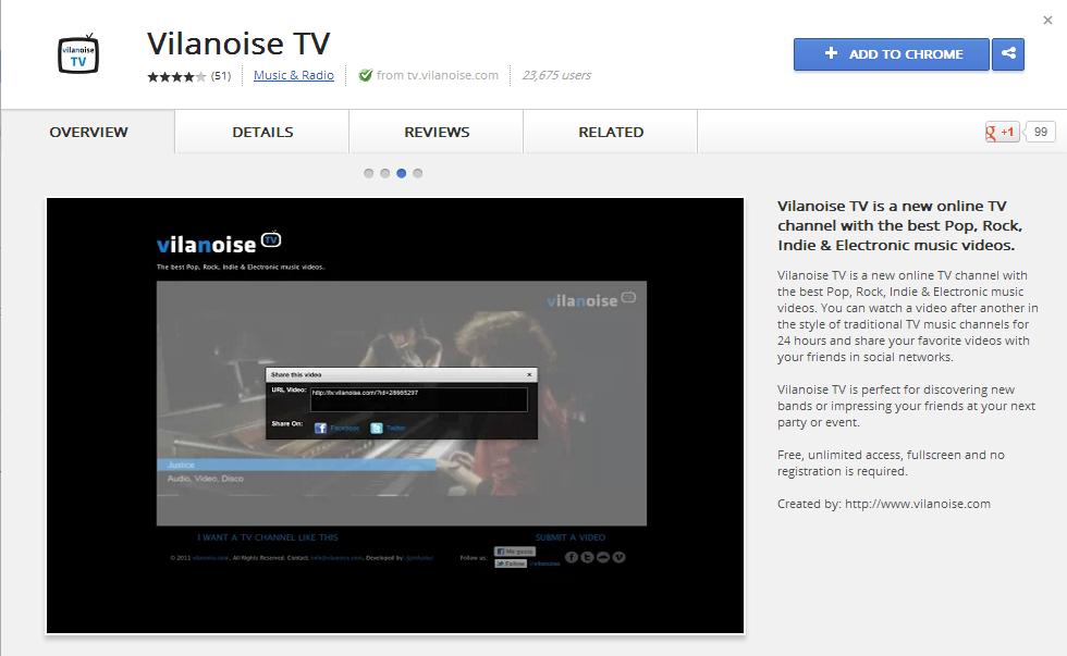 Vilanoise TV
