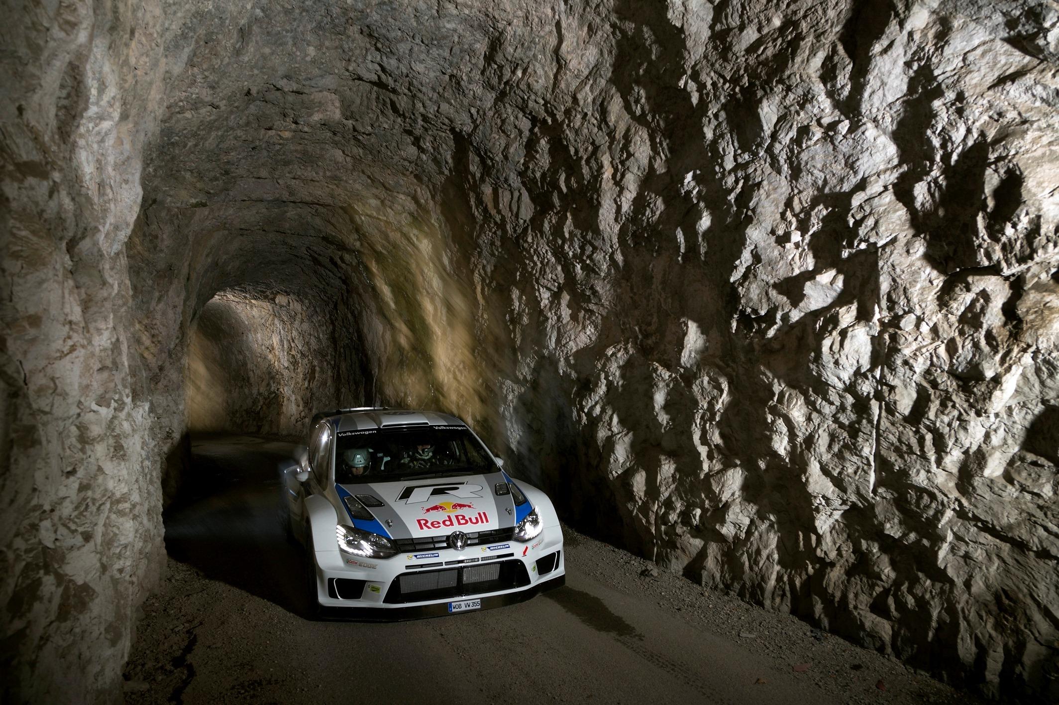 Rally, FIA World Rally Championship, Test