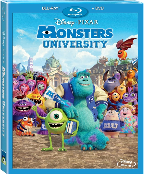 Monster University [BrRip 1080p] [Latino] [MG]
