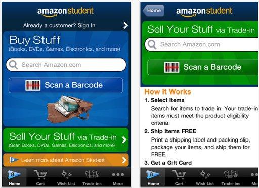 Amazon students