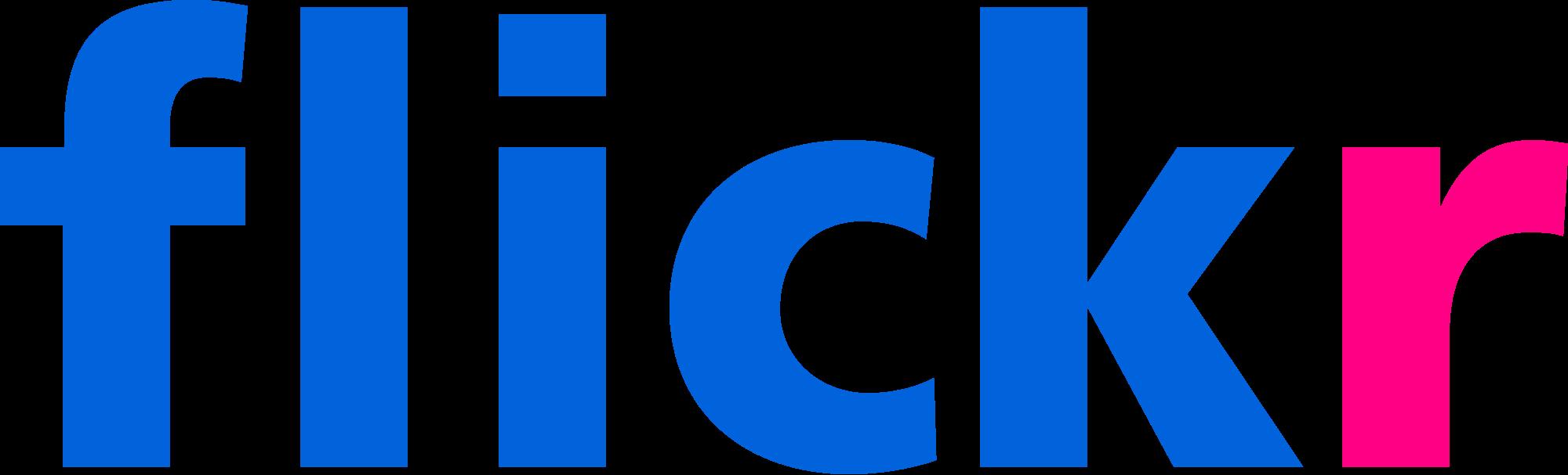 Logo Flicker