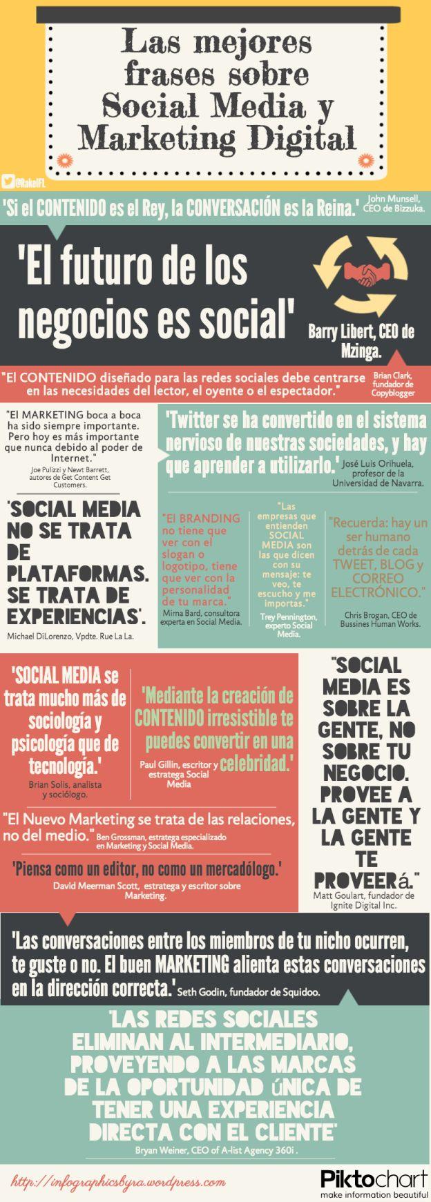 frases social media